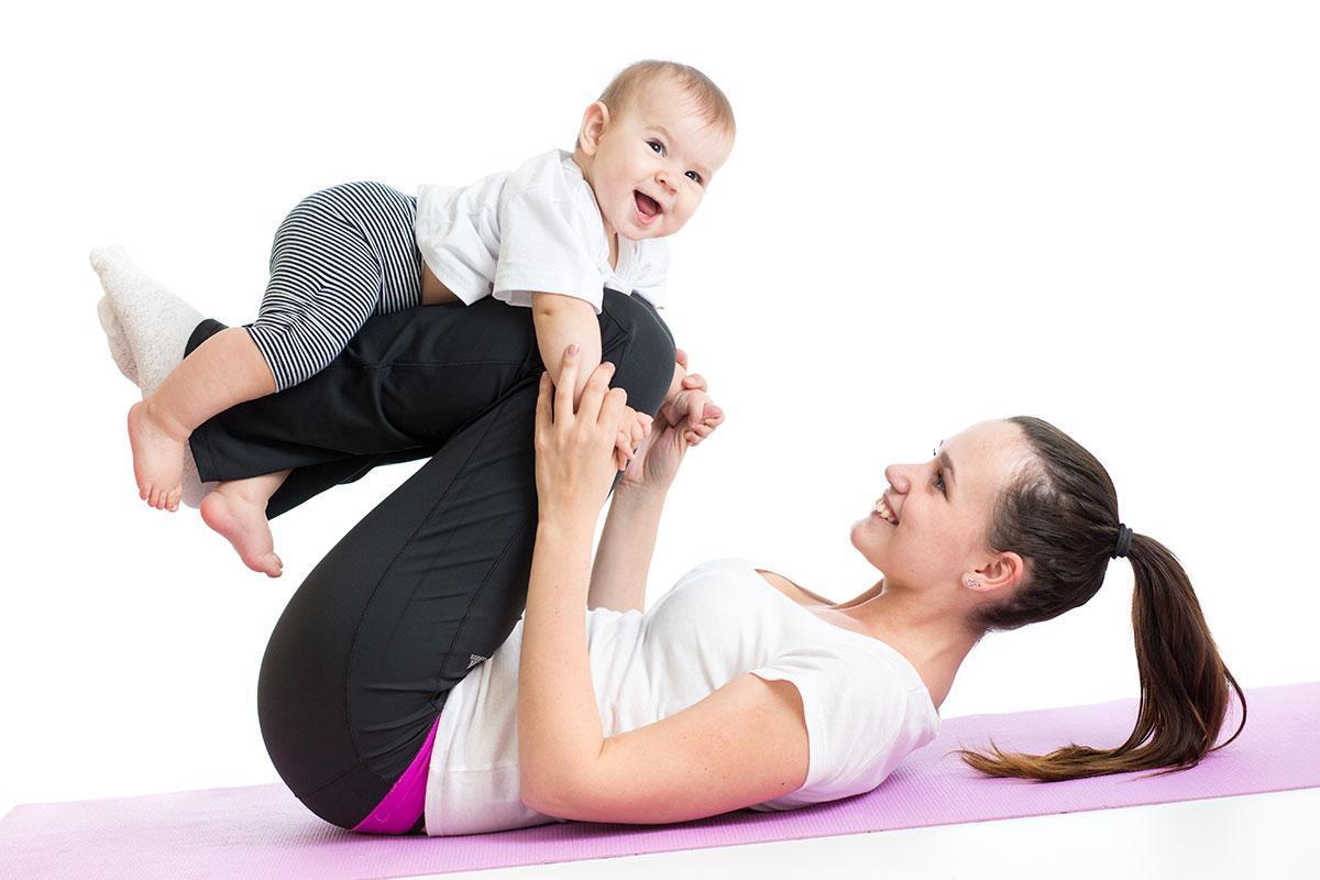 """Kết quả hình ảnh cho Phụ nữ sau sinh mổ bao lâu có thể tập luyện thể dục?"""""""