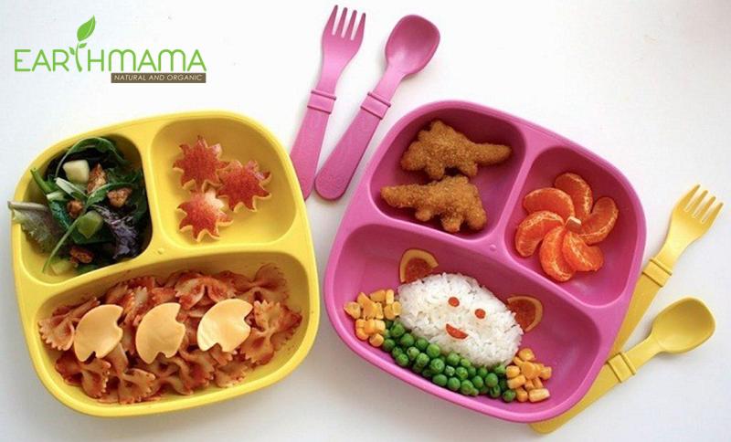 Chế biến thức ăn đa dạng, hấp dẫn cho bé