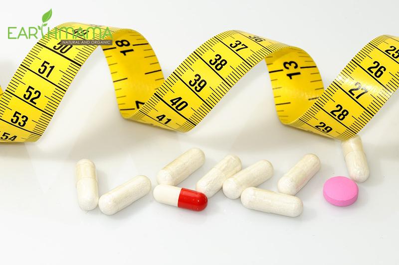 Nói không với thuốc giảm cân