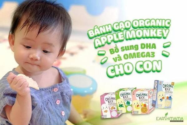 banh-an-dam-organic-cua-apple-monkey-duoc-nhieu-ba-me-tin-dung