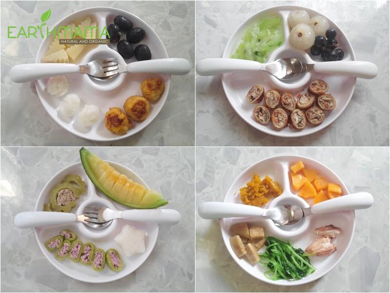 Xây dựng thực đơn hoàn hảo cho bé tập ăn cơm