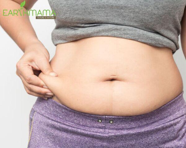 Ăn nhiều nhưng lại ít vận động khiến mẹ bầu tăng cân không phanh