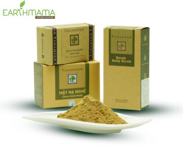 Bộ sản phẩm organic Tanamera 100% được các mẹ tin dùng sau sinh