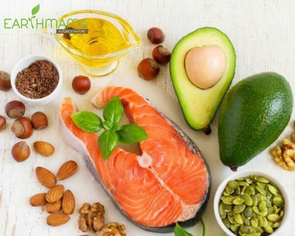Mẹ nên chú ý đến cả dinh dưỡng cho bản thân trong giai đoạn ở cữ