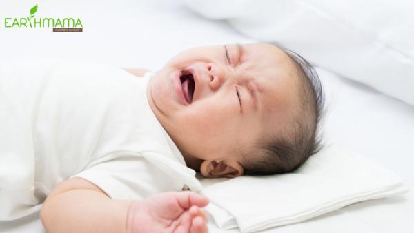 Tiếng khóc là nơi gửi gắm thông điệp mà bé con dành cho mẹ