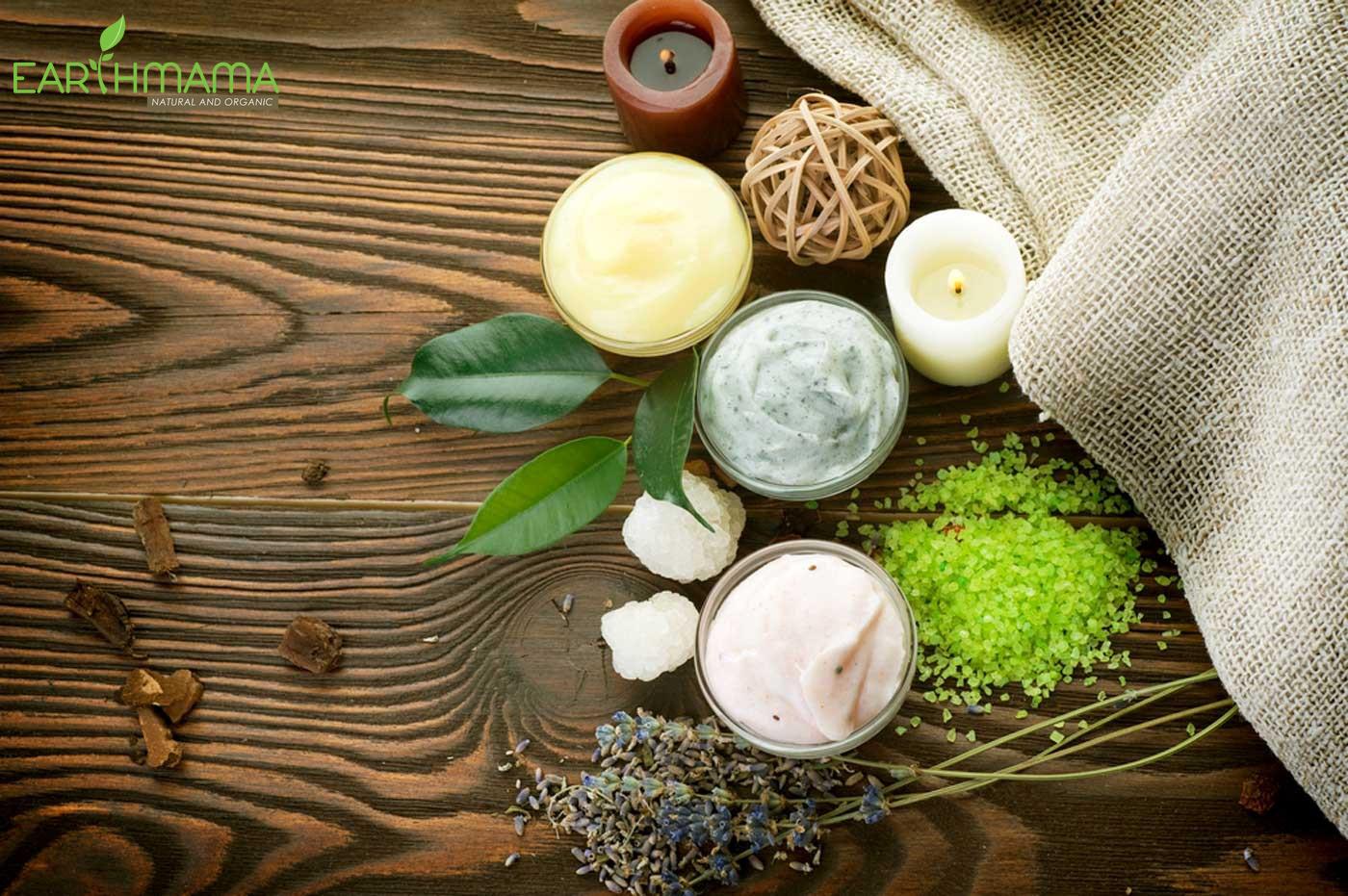 Chăm sóc sắc đẹp bằng các sản phẩm chuẩn hữu cơ