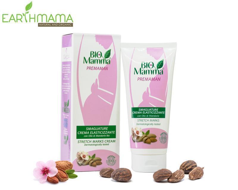 Kem chống rạn da organic Bio Mama