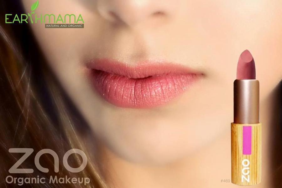 Son hữu cơ - Son lì Organic Zao make Up
