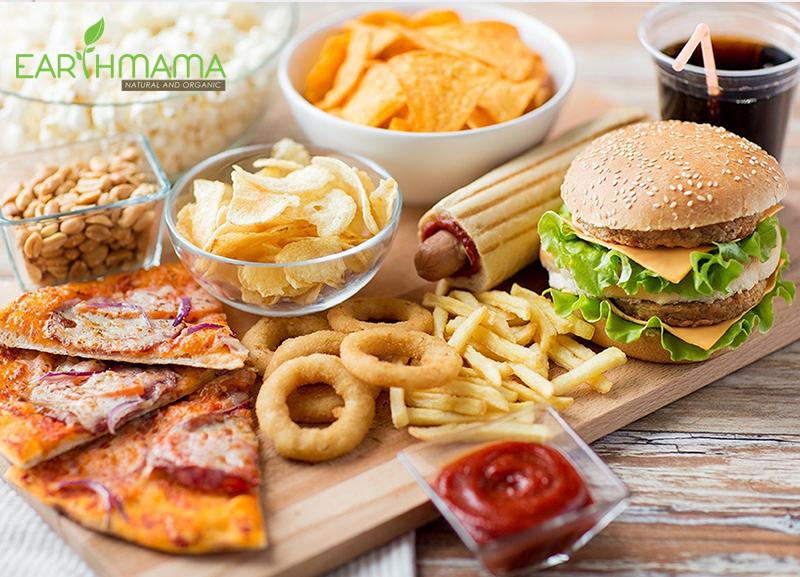 Ăn quá nhiều thức ăn nhanh cũng là nguyên nhân khiến việc giảm cân thất bại