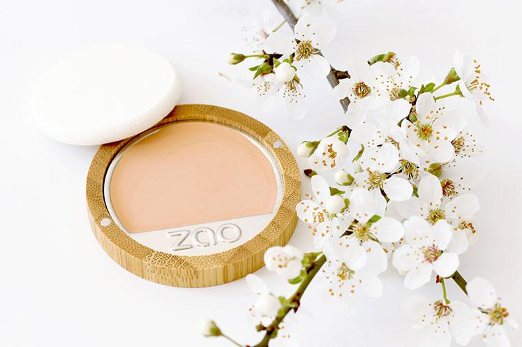 PHẤN CUSHION ORGANIC ZAO  (729)