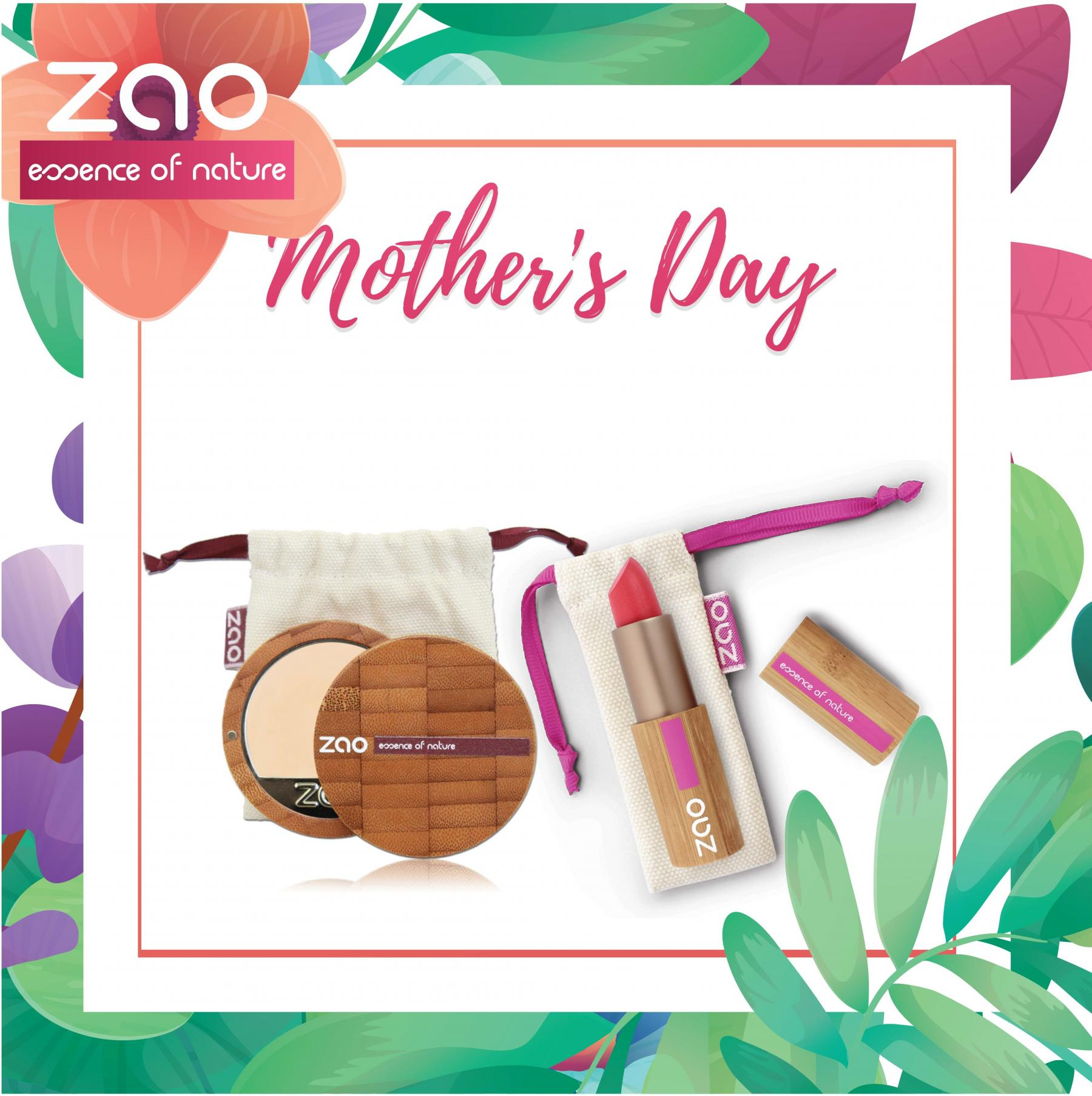 Combo Zao Organic Make Up 999k