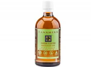 Dầu massage từ tự nhiên coffee xanh