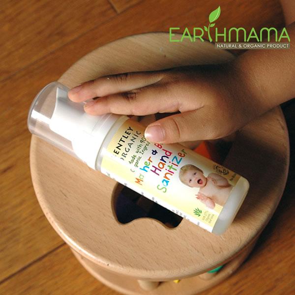 Nước rửa tay khô chăm sóc và bảo vệ bé yêu