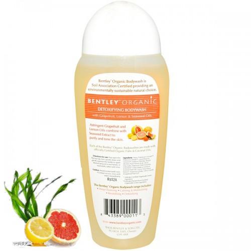 Sữa tắm organic bentley