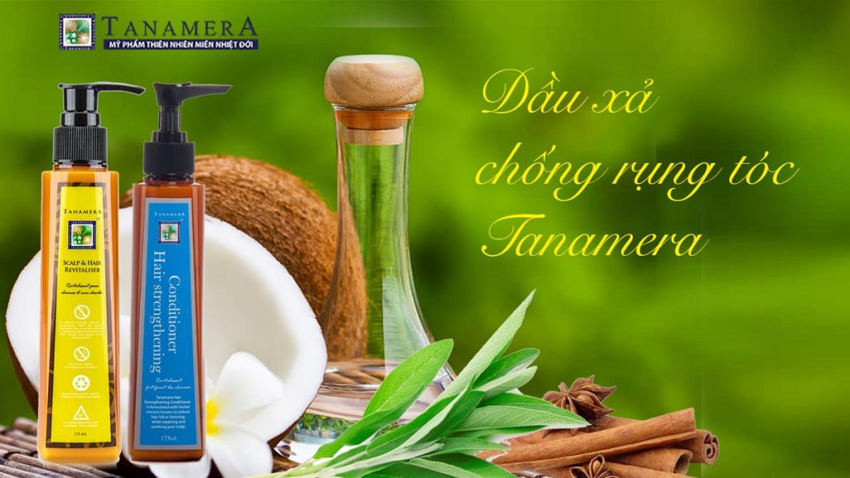 dầu xả chống rụng tóc Tanamera
